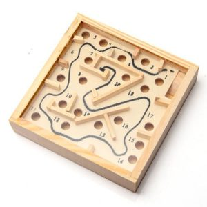 Shop: Wooden Labyrinth Marble Maze