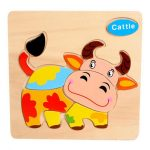 Educational Toy Sale: Wooden Puzzles for kids and toddlers