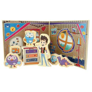 'Giggle & Hoot' Wooden Play Set